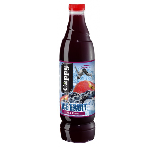 Cappy Ice Fruit 1,5 L Red Fruit