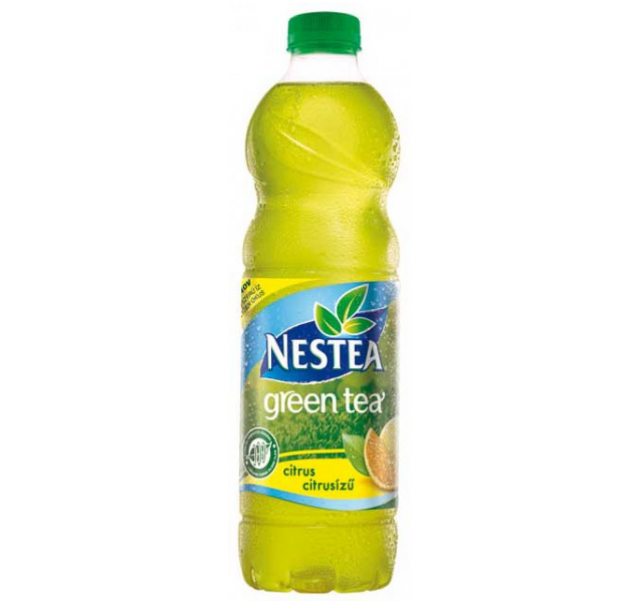 Nestea 1,5 L zöld citrom