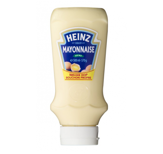 Heinz light majonéz Top Down 400 ml