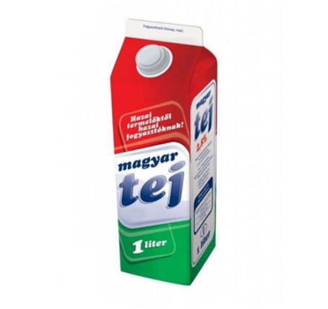 Magyar friss tej 1,5% 1 L