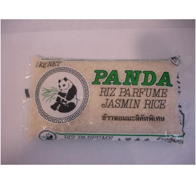 PANDA Rizs Jasmine 1 kg GaoThai