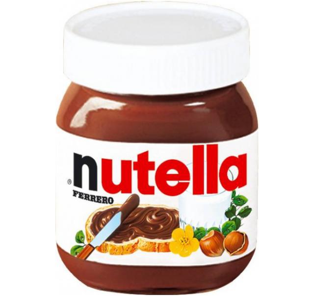 Nutella 350 gr