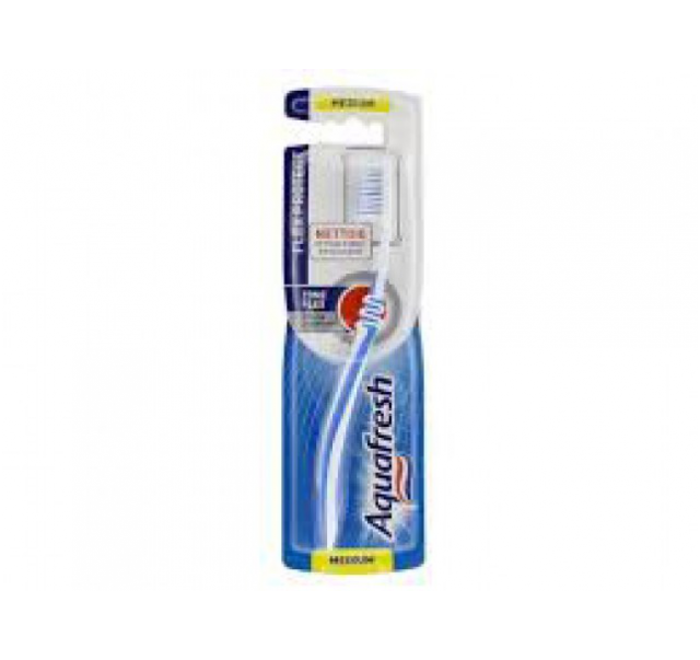 Aquafresh fogkefe Flex Protect Medium