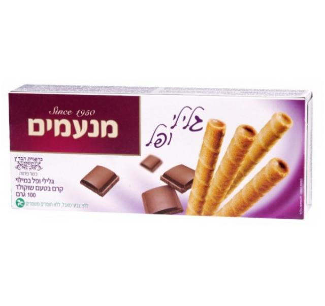 Manamim Ostyatekercs (csokis) 100 gr