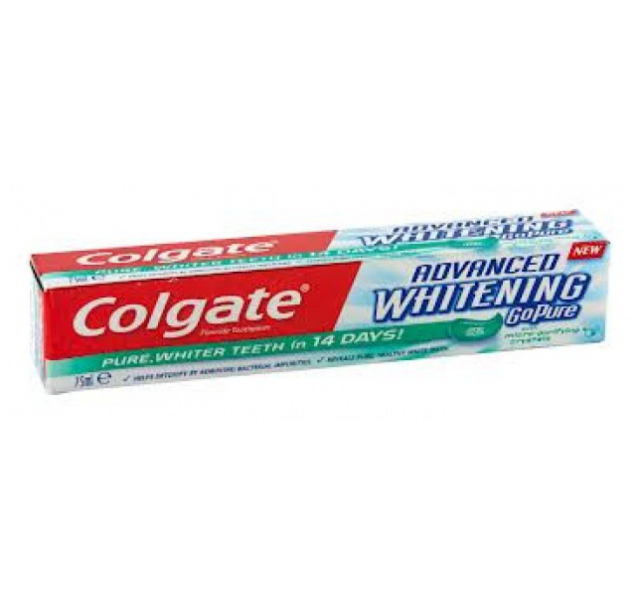 Colgate fogkrém 75 ml Max Fresh Effervescent Mint