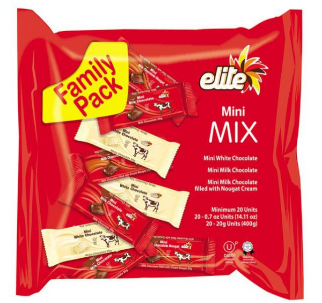 Elite Mix Mini para 390 g