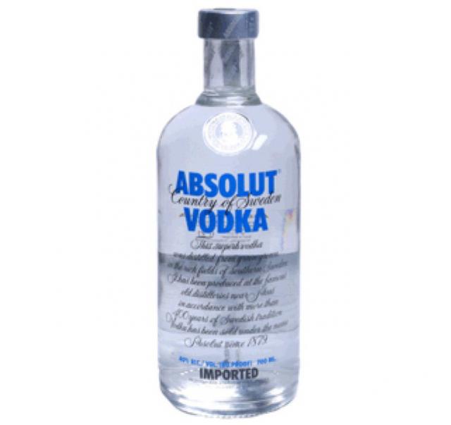 Absolut svéd vodka 0,7 L Blue 40%