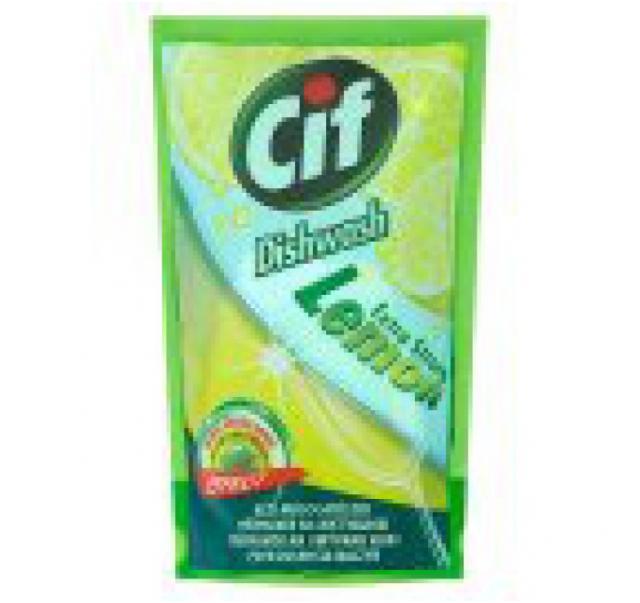 Cif mosogatószer 500 ml utántöltő extra erős citrom
