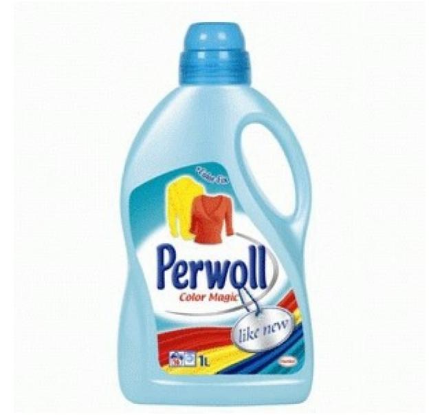Perwoll mosószer gél 1L Color Magic