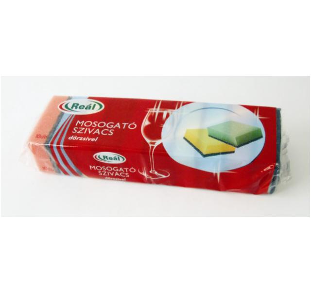 Reál tribo washing sponge 10 pcs