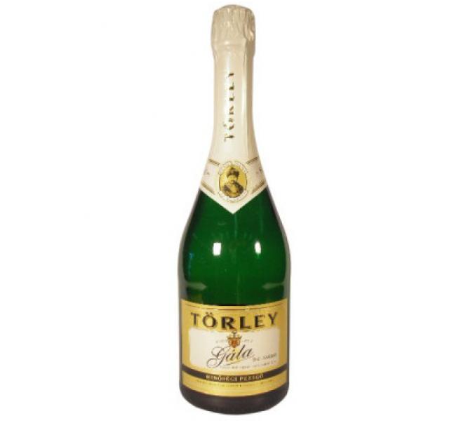 Törley pezsgo 0,75 L Eldob.üv Gála száraz