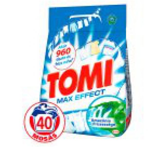 Tomi mosópor Amazónia 2,8 kg