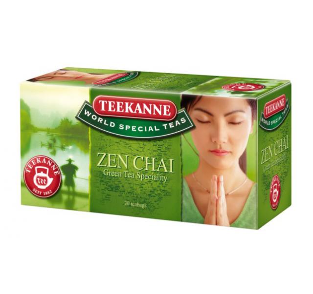 Teekanne Zen Chai Green Tea 35 g
