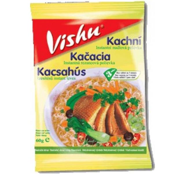VISHU kacsahús ízű leves 60 g