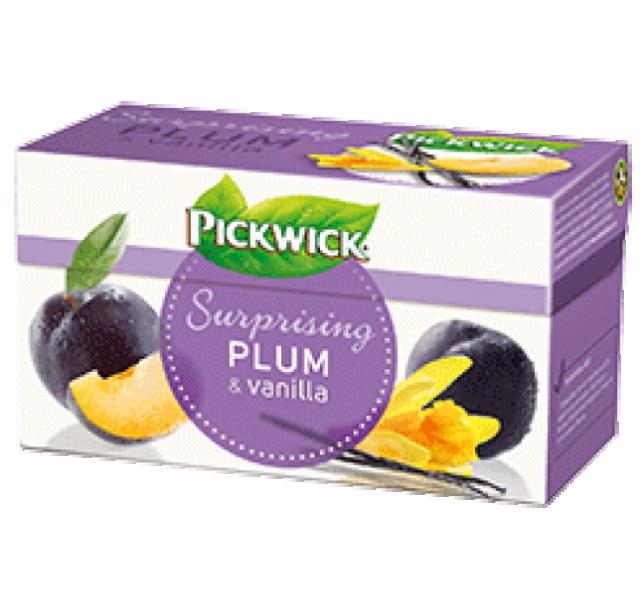 Pickwick Fruit Amour 20*2 g Szilva & Fahéj