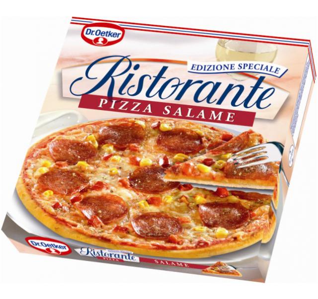 Dr. Oetker Pizza Ristorante 310 g szalámi