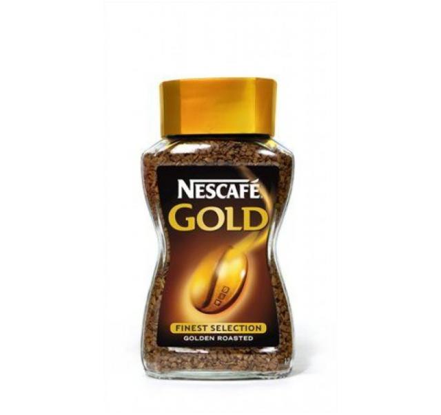 Nescafe Gold instant kávé 200 g