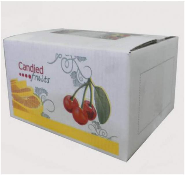 Poliva Kandírozott citrushéj 10 kg
