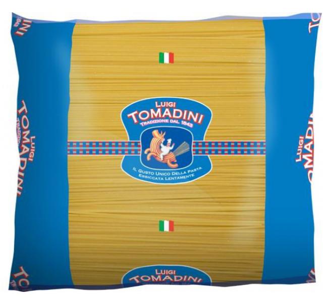 Tomadini Spagetti tészta ömlesztett 5 kg