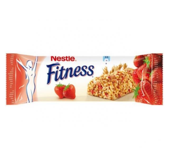Nestlé gabona szelet 22,5 g Fitness karamell