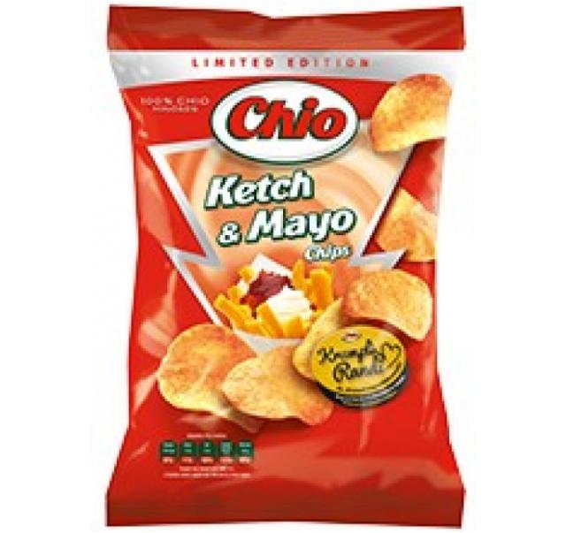 Chio Chips 75 g Ketch & Mayo