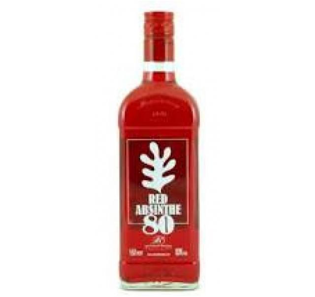 Absinthe Red 0,7 L 80%