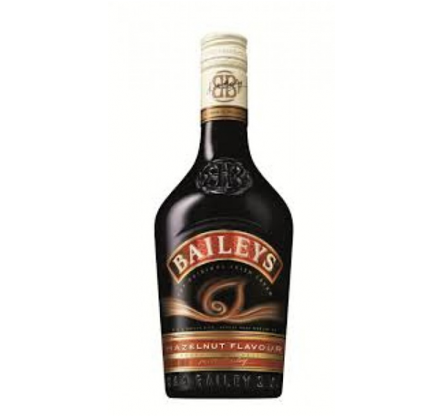 Baileys Irish Cream 0,7 L Hazelnut