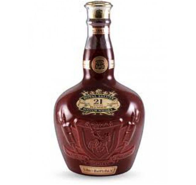 Chivas Royal Salute skót whisky 0,7 L 21 éves