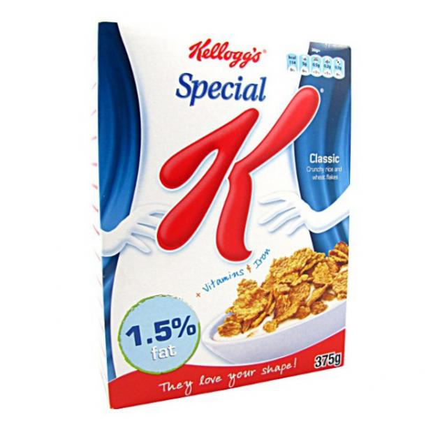 Kelloggs Special K natúr 375 g
