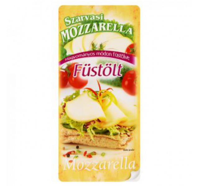 Szarvasi mozzarella füstölt szel. 100 g