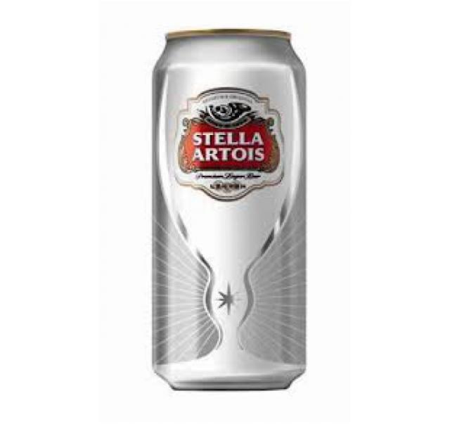 Stella Artois 0,5 L dobozos sör