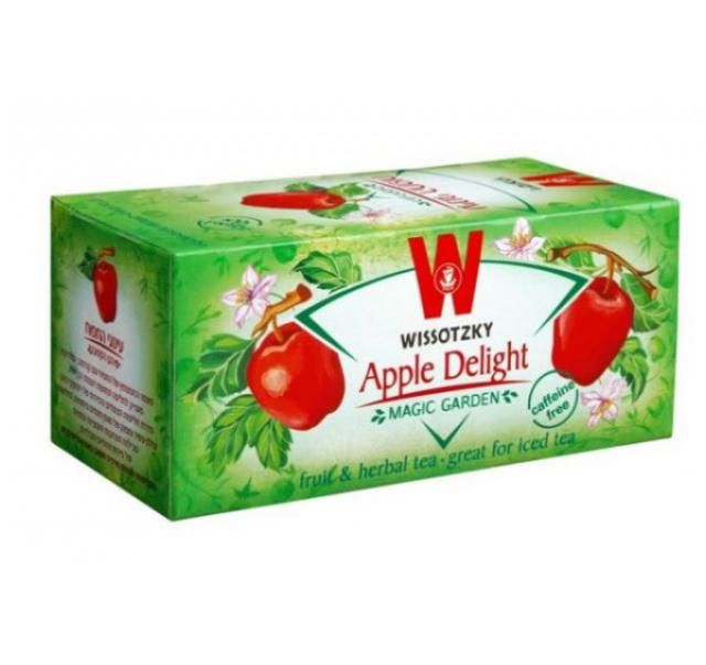 Wissotzky Apple Delight tea KFP