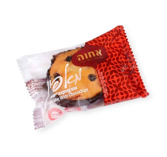 Achva Csoki Cseppes Mini Muffin Torta 45g
