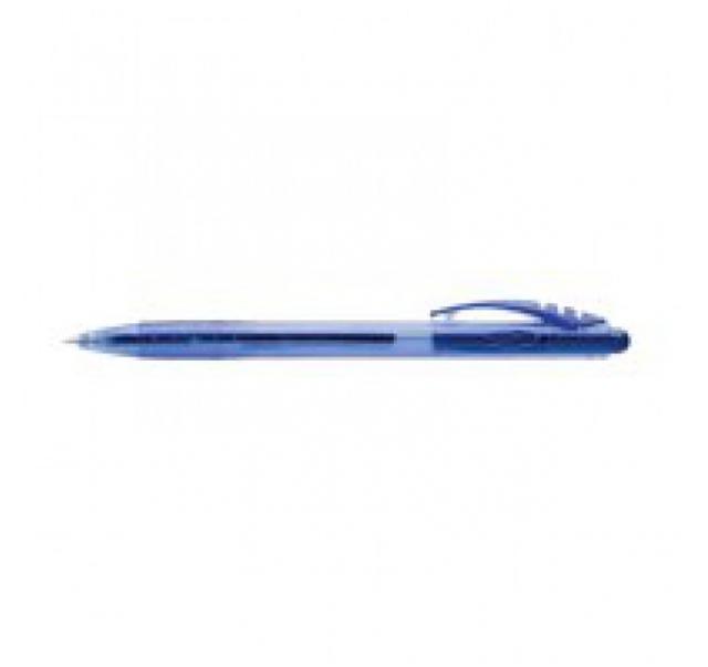 Rollerirón zselés ICO Gel X mechanikus kék