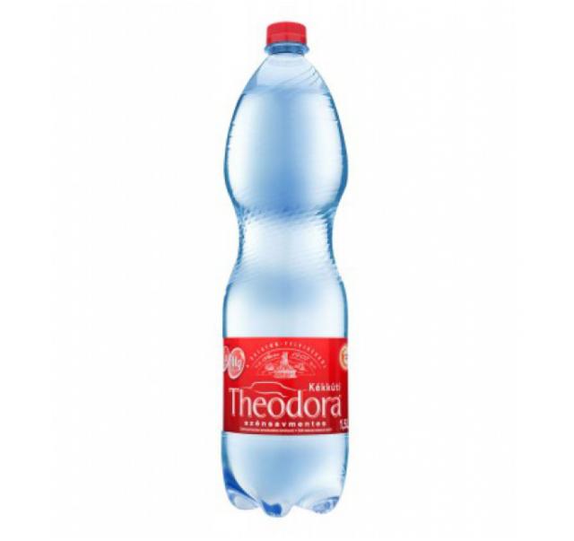 Theodora ásványvíz 1,5 L szénsavmentes