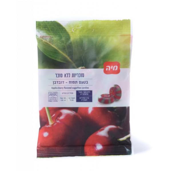 Maya Cukormentes Alma cseresznye cukorka 80 g