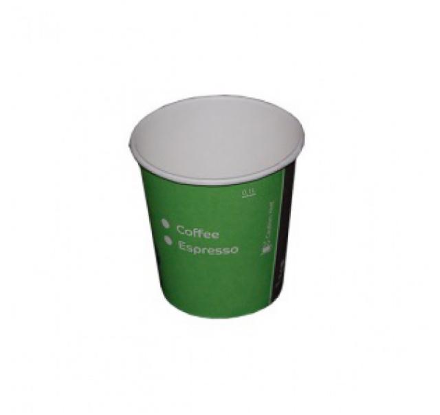 Papír pohár 1dl 80 db