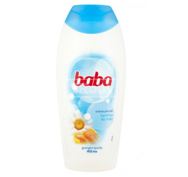 Baba tusfürdő 750 ml kamilla & méz