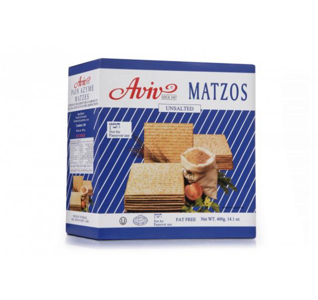 Aviv Matzo 400 g hametz