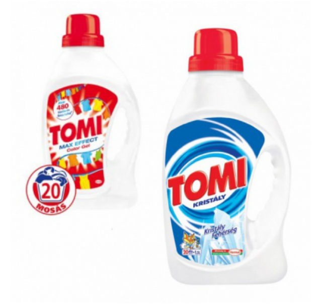 Tomi mosógél Color 1 L