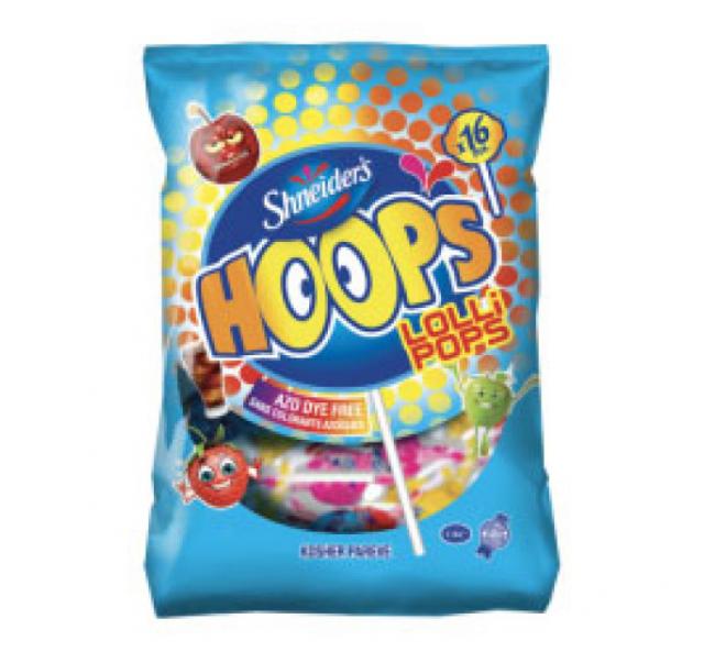 Shneider Hoops classic cukorka 175 g