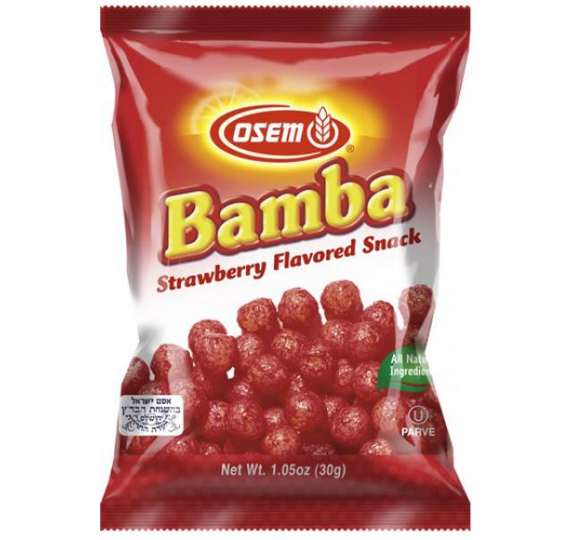 Osem Bamba Multipack epres 8*30 g