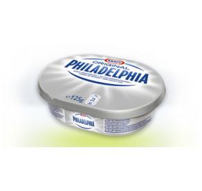 Philadelphia krémsajt natúr 125 g