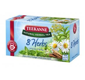 Teekanne 8 Herbs 8 Gyógyfű tea 40 g