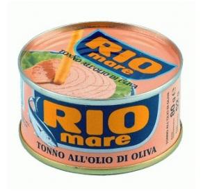 Tonhal 160 g olívaolajban Rio Mare