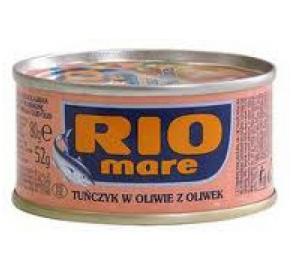Rio Mare tonhal oliva olajban 80 g