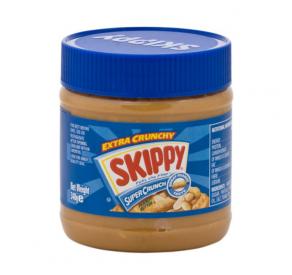 Skippy darabos mogyoróvaj 340 g