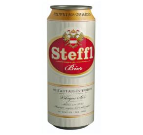 Steffl 0,5 L dobozos világos sör 4,5%