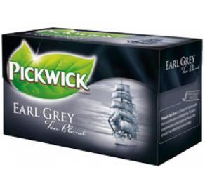 Pickwick fekete tea 20*2 g Earl Grey