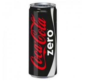 Coca Cola 0,33 L doboz zero